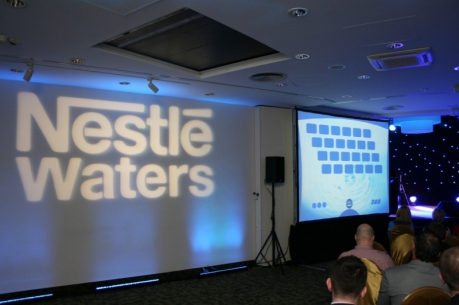 Human Joystick dla Nestle Waters